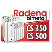 Радиаторы отопления Radena биметал фото