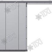 Дверь откатная коммерческой серии оптом ОД(КС)-800.2000-120-Н фото