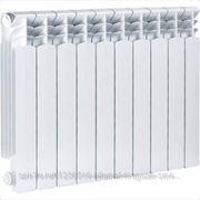 Радиатор отопления алюминиевый Oasis S 500_80мм фото