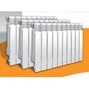 Радиаторы Алюминиевые Ferolli (pol.5) 500/100 1 секция фото