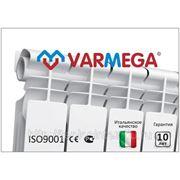Алюминиевый радиатор VARMEGA 350/80 фото