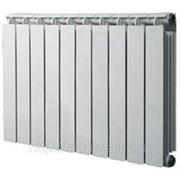 Радиатор алюминиевый Сира Алюкс / Sira Alux 500x100 (Италия-Китай) фото