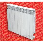 Радиатор алюминиевый tenrad 500/100 10-секций фото