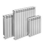 Алюминиевый секционный радиатор CONDAL 60 (8 секций) фото