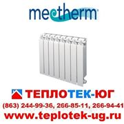 Радиатор алюминиевый Mectherm фото