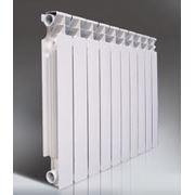 Алюминиевый Итальянский Радиатор Litex 500 фото