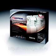 Радиатор алюминивый AQUAPROM 500 фото
