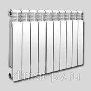 Секционный алюминиевые радиаторы Torido фото