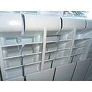Радиаторы Алюминиевые Baxi 350/80 1 секция фото