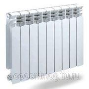 Радиатор VIVAT 500/80 алюминиевый ЛИТОЙ фото