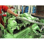 Ремонт и обслуживание индустриальных и стационарных дизелей фото