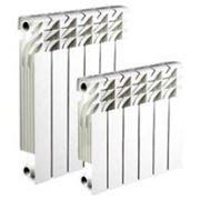 Алюминиевый радиатор Radena R500 фото