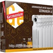 Радиатор алюминиевый литой Germanium 350/80 фото