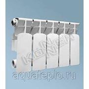 Радиатор алюминиевый KONNER LUX 70/500 фото
