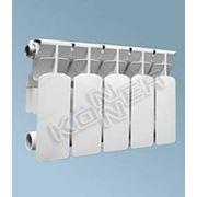 Радиатор алюминиевый KONNER LUX 85/200 фото
