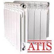 Радиаторы отопления Atis алюминий фото
