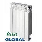 Радиаторы отопления Global алюминий фото