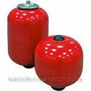 Гидроаккумулятор для отопления V 024 красный 24л. фото