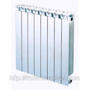 Радиатор алюминиевый 350/100 10 секций TENRAD фото