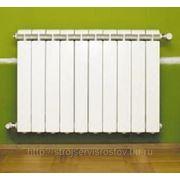 Радиаторы алюминиевые, биметаллические, чугунные фото