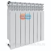 Алюминиевый радиатор Royal Thermo Optimal 500/80 (12 сек.) фото