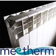 Алюминевые радиаторы Mechterm 500-100 Италия фото