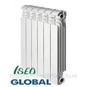 Алюминиевый радиатор GLOBAL (ГЛОБАЛ) ISEO-350 фото