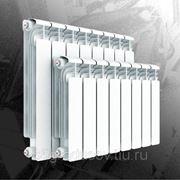 Алюминиевый радиатор RIFAR ALUM 350 секция фото