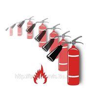 Проверка, зарядка и ремонт огнетушителей фото