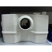 Канализационная установка SOLOLIFT WC1 фото