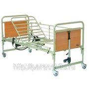 Прокат медицинской кровати c электроприводом INVACARE. фото
