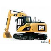 Ремонт гидроцилиндров экскаваторов, тракторов CAT Caterpillar Катерпиллар фото