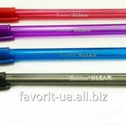 """Ручка масляная """"Goldex Klear Fashion"""" 734 чорна фото"""
