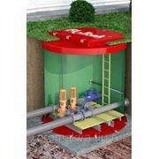 Комплектная станция повышения давления воды фото