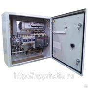 Шкаф управления насосами на базе нескольких УПП серии РПС от 0.37 кВт фото