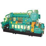 Капитальный ремонт судовых дизельных двигателей и дизель-генераторов с двигателями ряда 21/21 фото