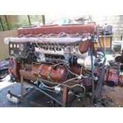 Капитальный ремонт судовых дизельных двигателей и дизель-генераторов с двигателями ряда 15/18 фото