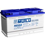 Аккумулятор MUTLU МСТ 90 а/ч (пр.пол.)(синяя) фото