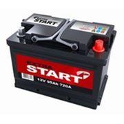 Аккумулятор Extra Start 66 а/ч (пр.пол.) фото