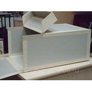 Короба и папки архивные фото