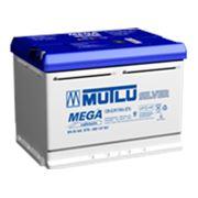 Аккумулятор MUTLU МСТ 62 а/ч (пр.пол.)(синяя) фото