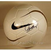 Ремонт редких и коллекционных мячей, мячей с автографами фото