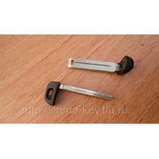 Заготовка дверного ключа, для SmartKey TOYOTA (toy48) фото
