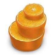 Пуфы Трио Апельсин фото