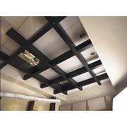 Кессонные потолки фото