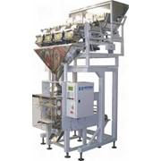 Весовой упаковочный автомат (машина) для фасовки крупнокусковых продуктов с повышенной точностью в полиэтиленовую пленку МДУ-НОТИС-01-440/520*-2К-3-К фото