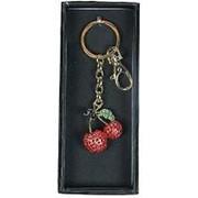 """Брелок для ключей """"Вишенка"""". 161562 фото"""