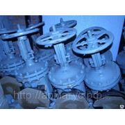 Задвижки ЗКЛП Ду500-Ру16 ХЛ1 30лс941нж1 фото