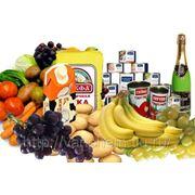 Доставка продуктов питания по Ленинградской области фото