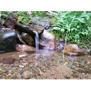 Анализ воды из родника фото